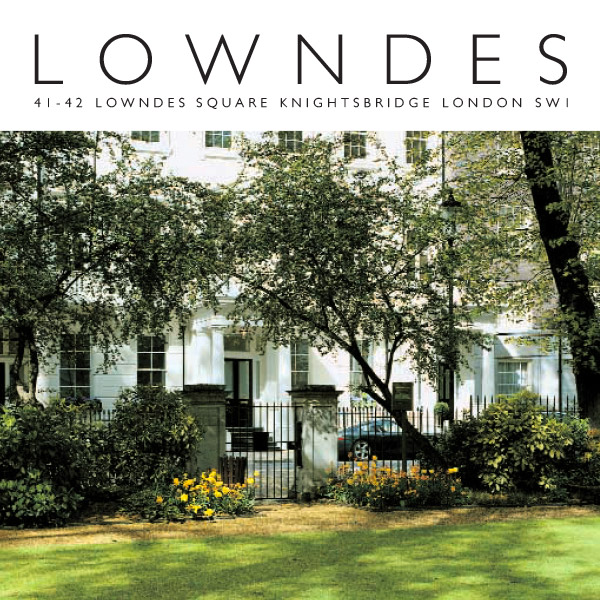 Lowndes Square